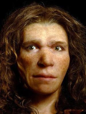 teenage Neanderthal