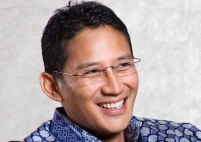Sandiaga Uno Pengusaha Sukses Asal Indonesia