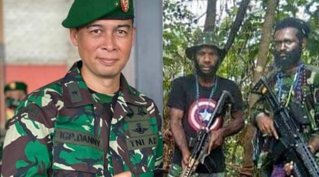 Kepala BIN Daerah Papua Gugur Ditembak KKB, Anggotanya Selamat
