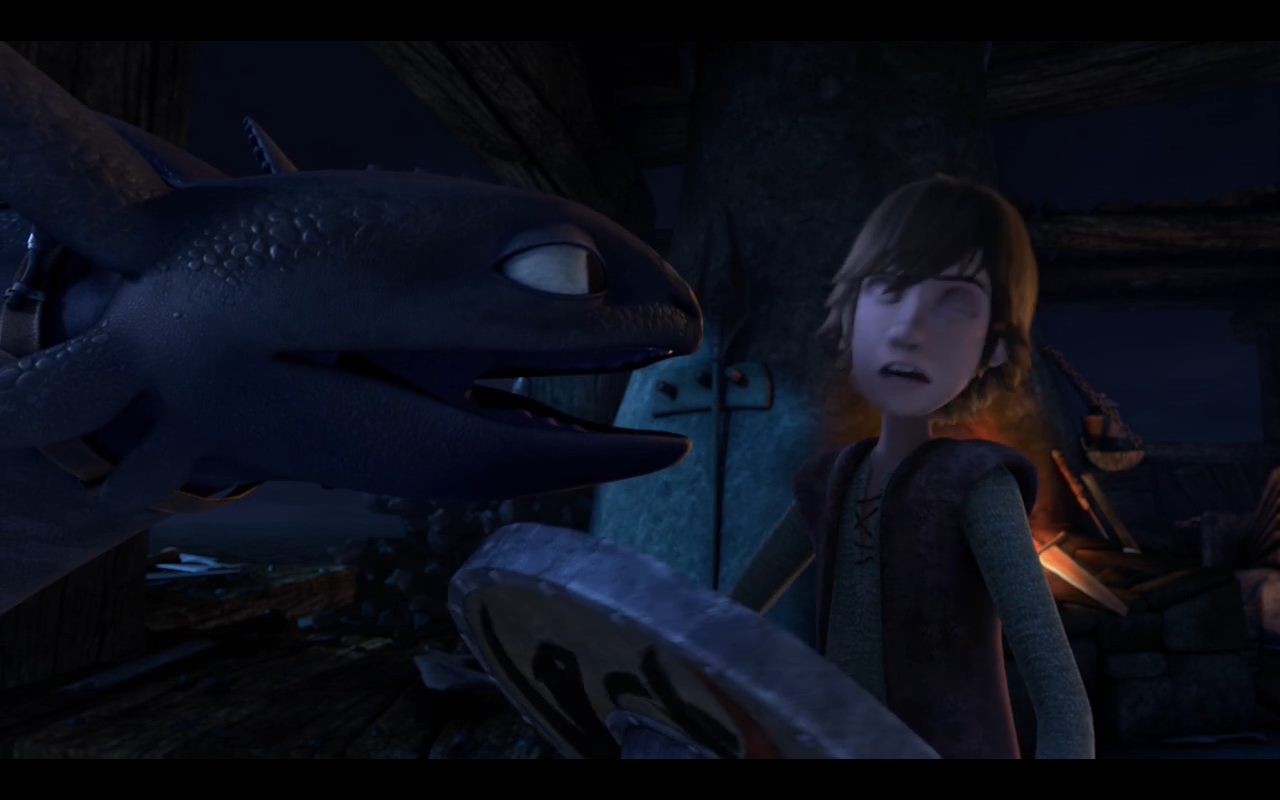 Toothless the Nightfury: Live and Let Fly: Things I liked ...