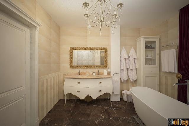Design Interior case Bucuresti - Design interior casa stil clasic Bucuresti