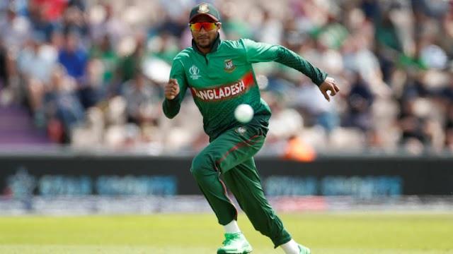 भारत दौरे से पहले बांग्लादेश को लगा तगड़ा झटका, शाकिब अल हसन पर लगा बैन