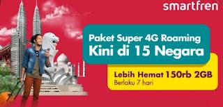 Paket Internet Singapur