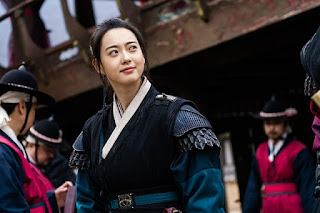review drama haechi