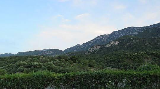 Góry Kallidromos (gr. Καλλίδρομο).