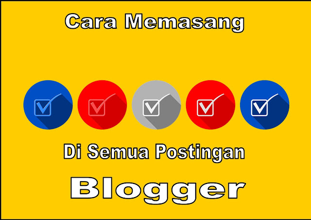 cara-memasang-tanda-ceklis-di-blog