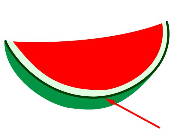 وصفة قشور البطيخ الأحمر لتبييض البشرة