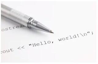 hola mundo en c++ codigo