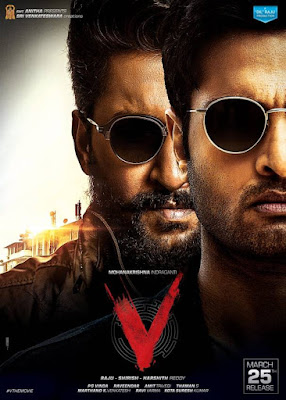 V (2020) Dual Audio Hindi 720p UNCUT HDRip ESubs Download