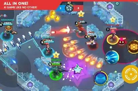 Heroes Strike  قم بتنزيل اللعبة واختبر المعارك النهائية الآن.