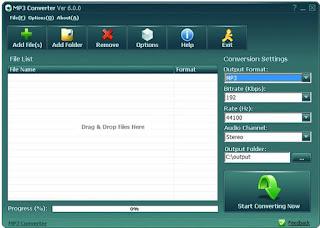 Reezaa MP3 Converter 9.2.0 Full Version