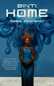 Home (Binti #2) by Nnedi Okorafor