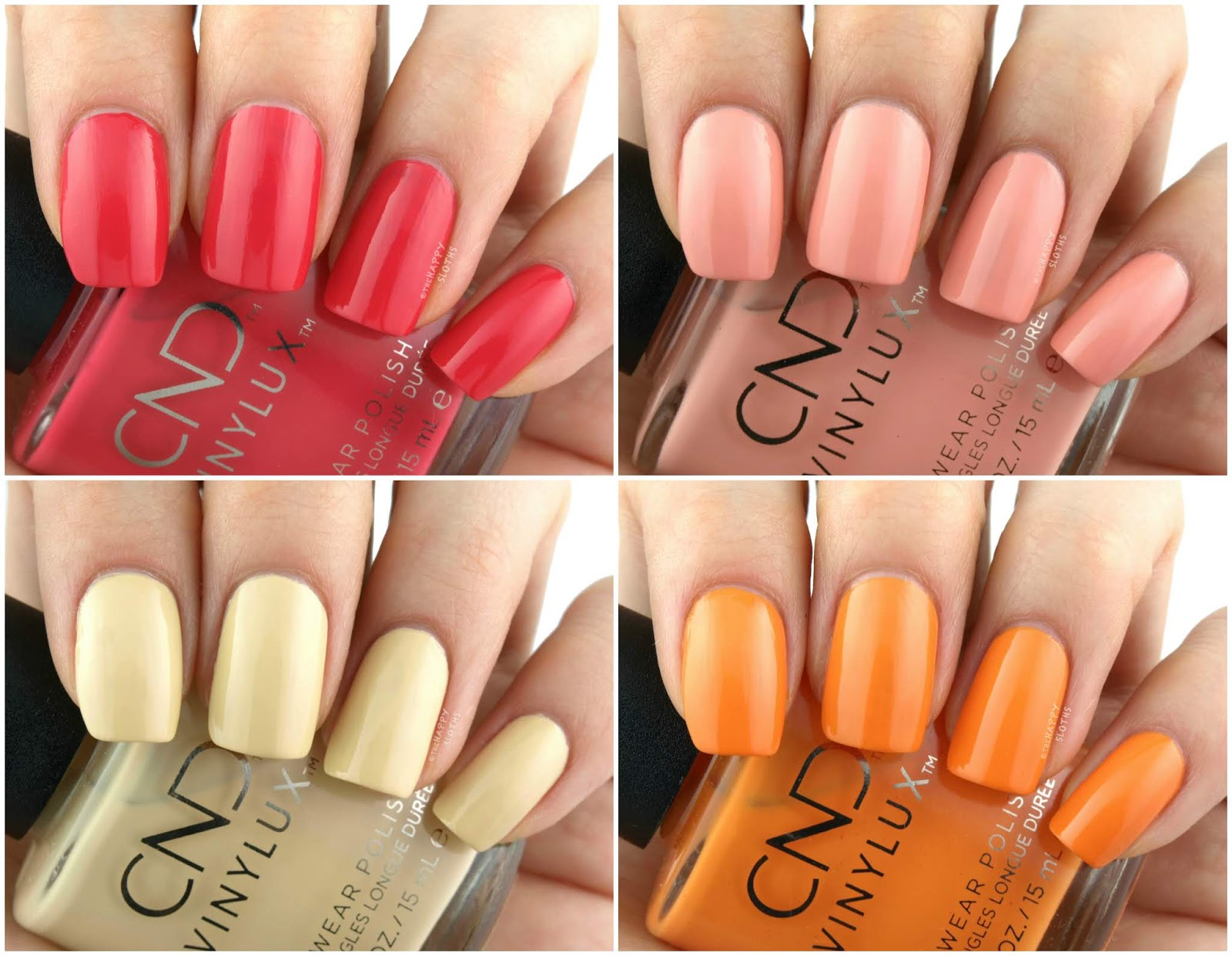CND | Summer 2018 Boho Spirit Collection: Review and Swatches