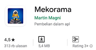 Game Mekorama