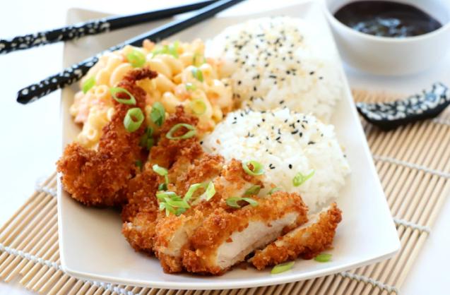Chicken Katsu #chicken #recipe