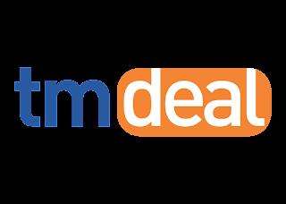 TM Deal Logo Vector