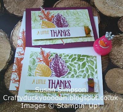 Stampin Up! UK Independent  Demonstrator Susan Simpson, Craftyduckydoodah!, Vintage Leaves, Leaflets Framelits, Petal Burst TIEF, Supplies available 24/7,
