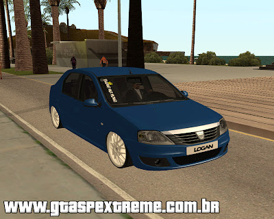 Renault Logan Edit para grand theft auto