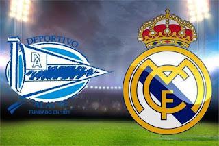 موعد مباراة ريال مدريد وألافيس في الدوري الإسباني 2021-22