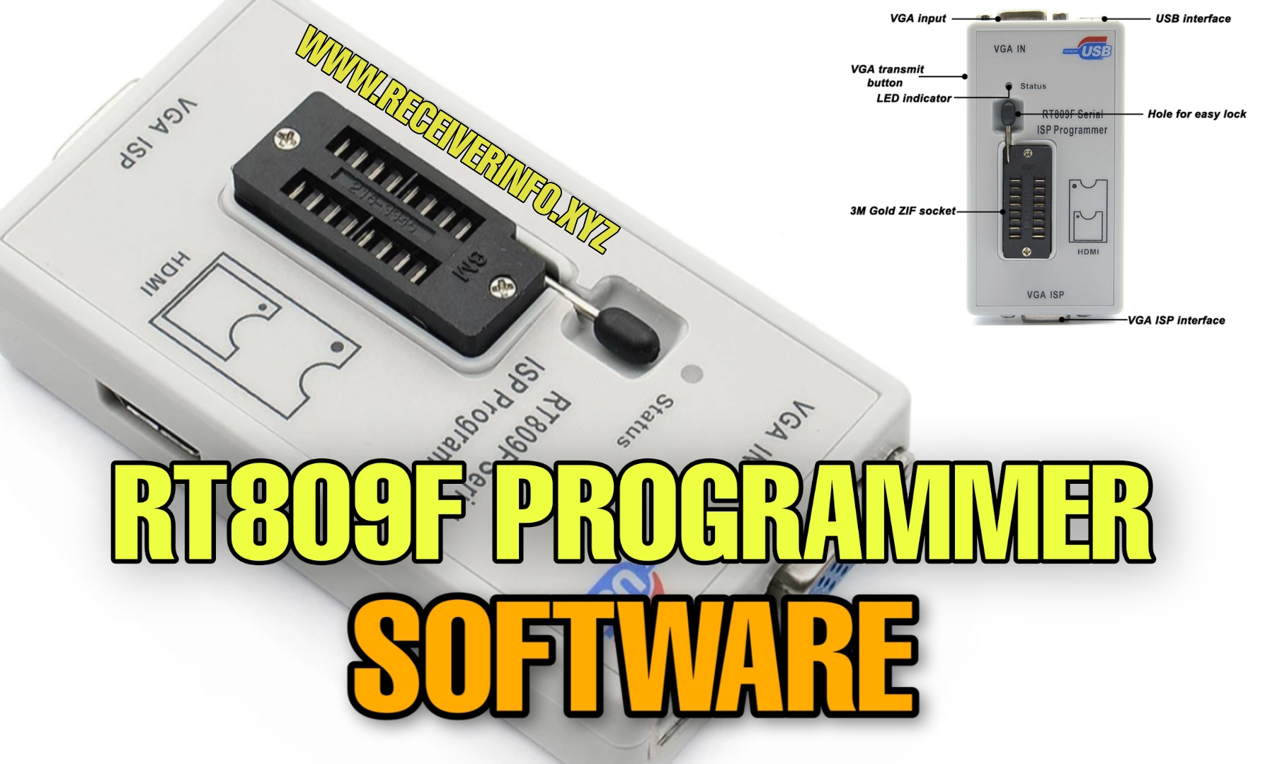 RT809T PROGRAMMER SOFTWARE FREE DOWNLOAD