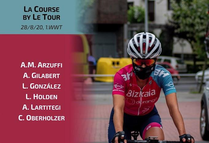 El Bizkaia - Durango correrá este sábado La Course