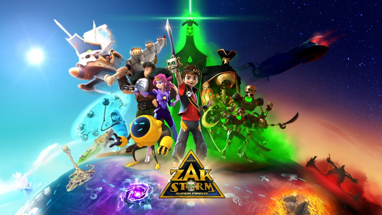 Zak Storm Season 1 Episode 12