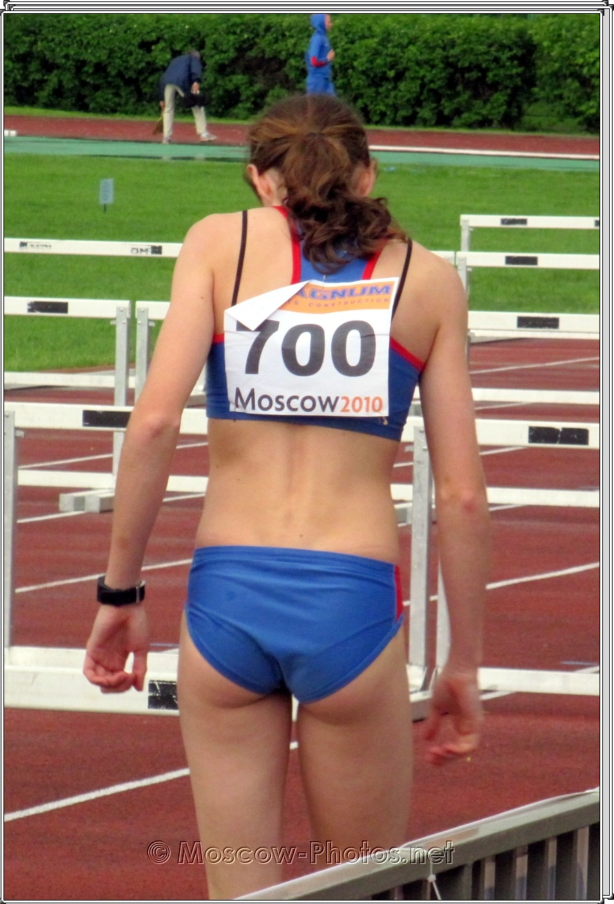 Sports Girl #100 at European Youth Olympic Trials