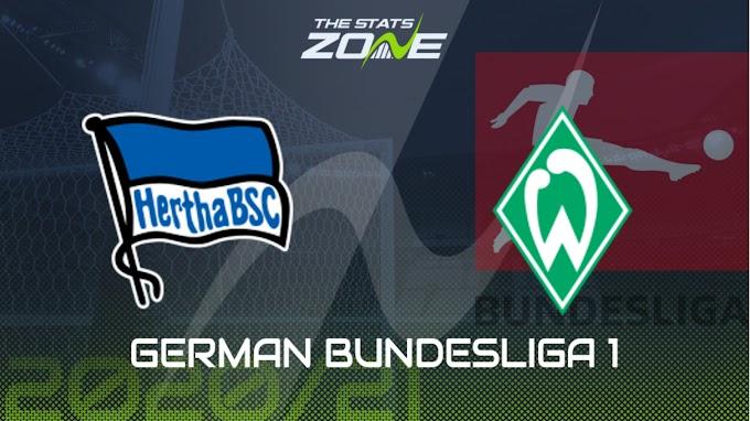 مشاهدة مباراة هيرتا برلين و فيردر بريمن بث مباشر