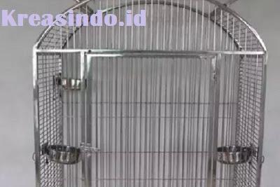 Jasa Kandang Burung Stainless berkualitas dan Harga Bersaing