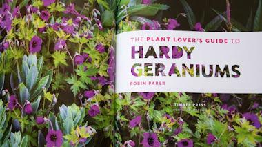 The Plant Lover's Guide to Hardy Geraniums. Un libro para los amantes de los geranios (Geranium)