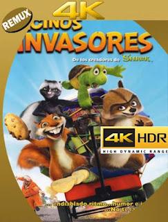 Vecinos Invasores (2006)HD [1080p REMUX] Latino [GoogleDrive] SilvestreHD
