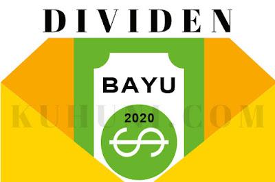 Jadwal Dividen BAYU 2020