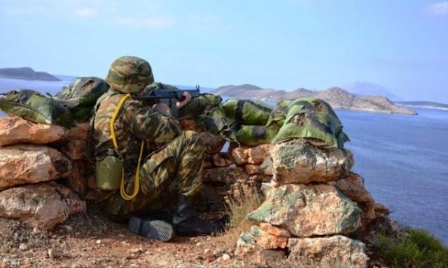 Εξοπλισμένο με ειδικό ραντάρ το Στρατιωτικό Φυλάκιο στη Γαύδο