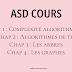 Cours ASD3: Complexité algorithmique -  Algorithmes de tri - Les arbres - Les graphes