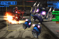 Armored Core 3 Portable PPSSPP