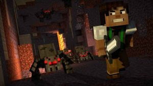 Minecraft Story Mode Season Two  Full Mod Update Versi Baru