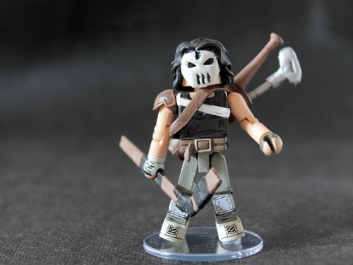 BAMF! - Bob's Astonishing Minimate Finds: Casey Jones Minimate