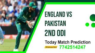 Geniune 2nd ODI Match Eng vs Pak Who will win Today Astrology