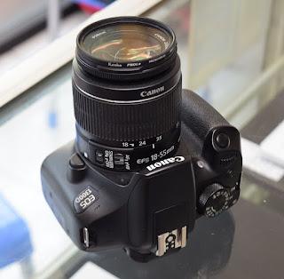 Jual Kamera Canon 1300D Lensa Kit Built-in Wi-Fi