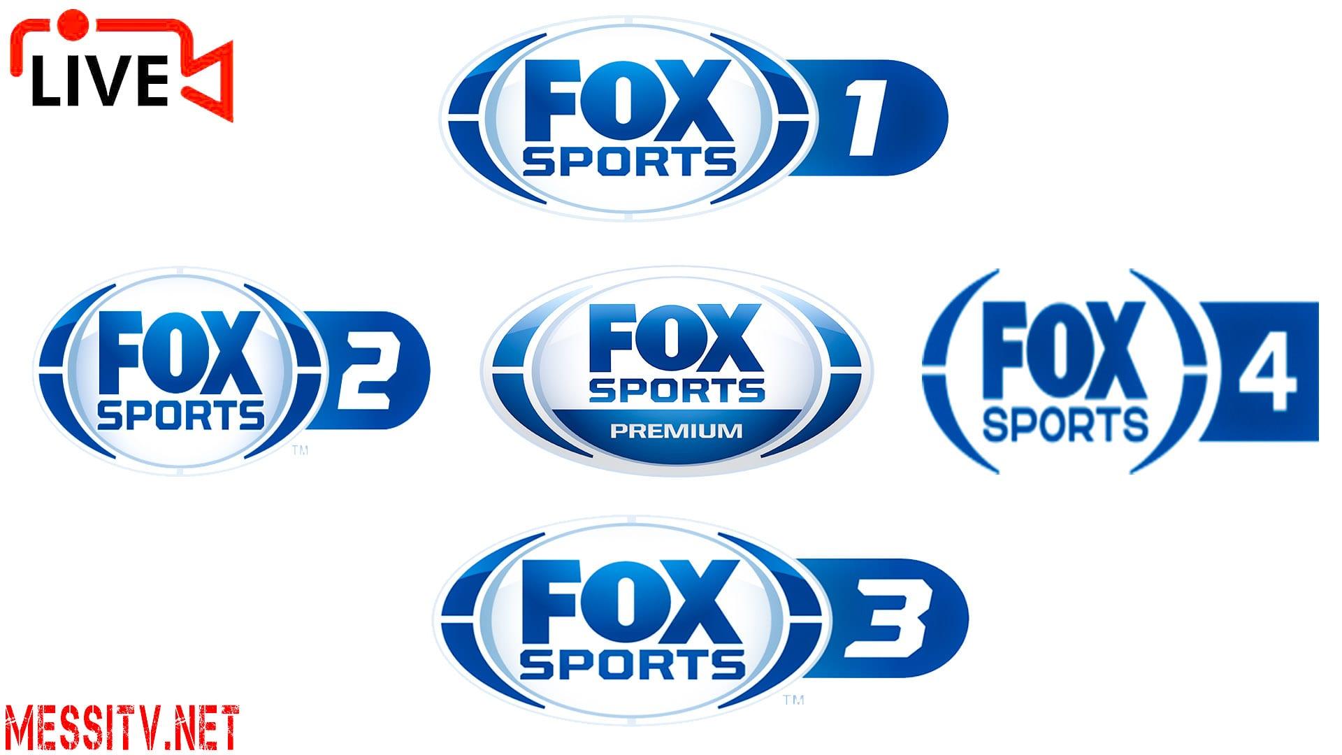 Fox Sports 1, Fox Sports 2, Fox Sports 3, Fox Sports 4 Fox Sports Premium, Fox Sports Brasil, Assistir Brasil TV ao vivo online