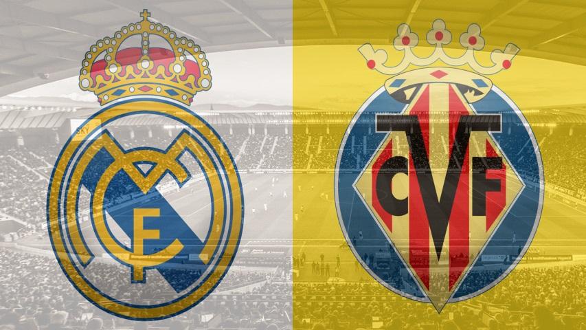 موعد مباراة ريال مدريد ضد فياريال والقنوات الناقلة في الأسبوع العاشر من الدوري الإسباني