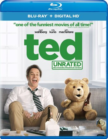 Ted (2012) Dual Audio Hindi 480p BluRay x264 350MB Movie Download