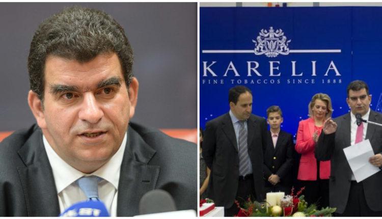 Ο Καρέλιας δίνει πάλι 3 Εκατ. € μπόνους στους Εργαζόμενους του.