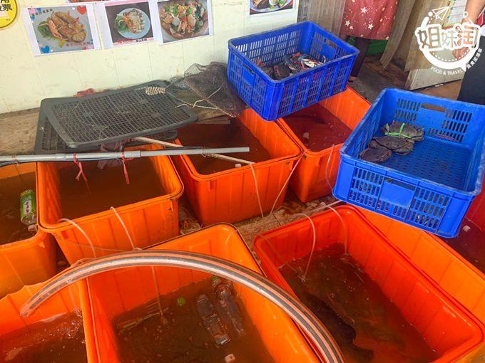 阿芬海產-台南美食