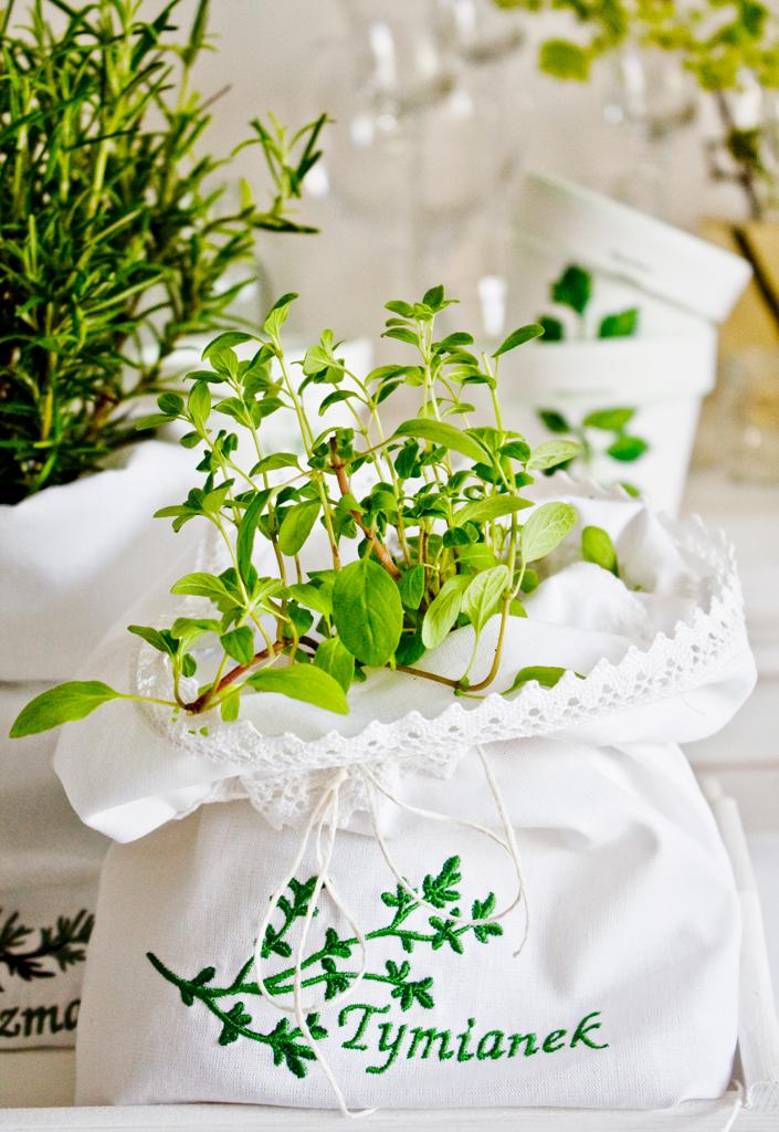 woreczki zioła