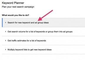 Keyword Research Tools Best Ways Step By Step Free - Google-AdWords Keyword Planner