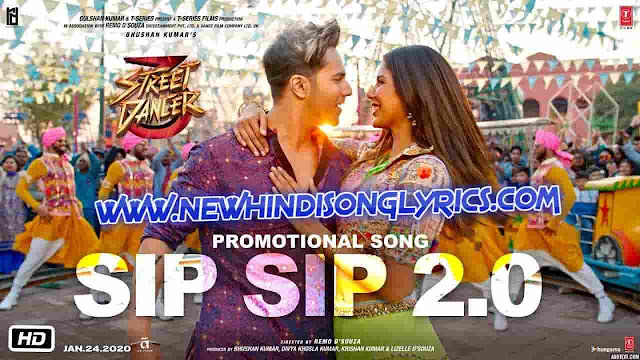 Sip Sip 2.0 Song Lyrics