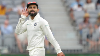Virat Kohli retains number one position in ICC Test Rankings