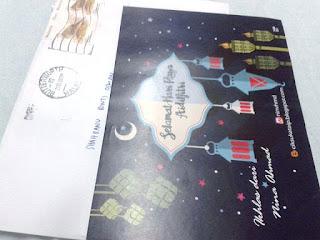 Kad Raya, Kad Raya 2017, Bulan Syawal, Ramadan, Blogger, Blog Miss Banu Story,