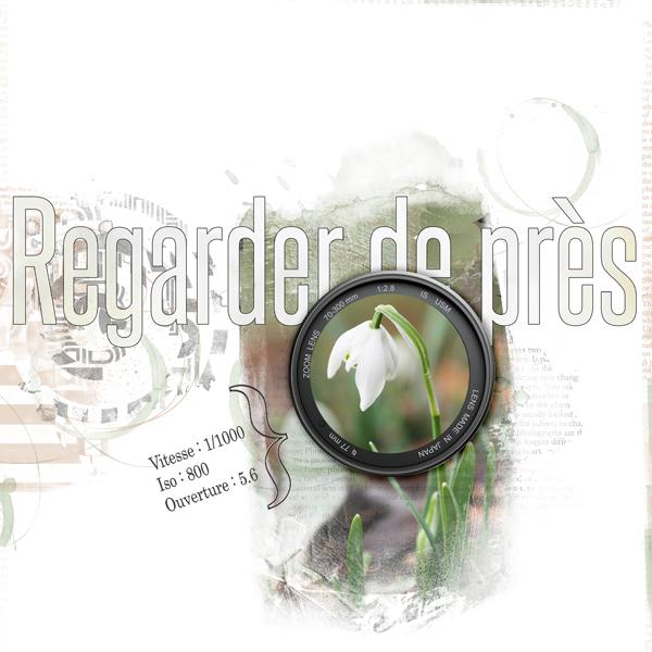 Clin d'oeil Design - Regarder de près